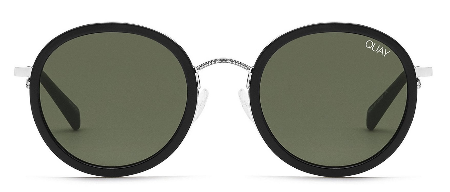 Quay Australia Firefly incógnito gafas de sol redondas