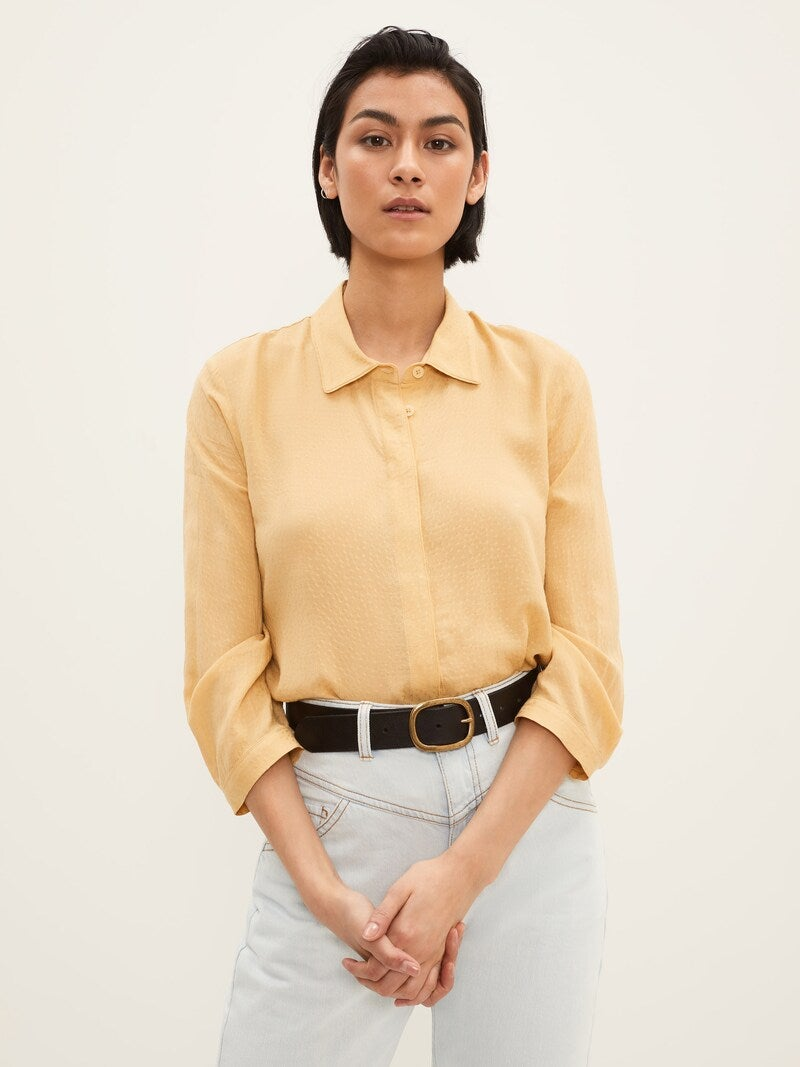 Blusa Frank y Oak Placket