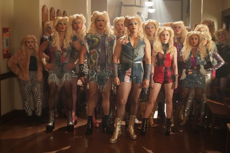 Riverdale Hedwig Musical
