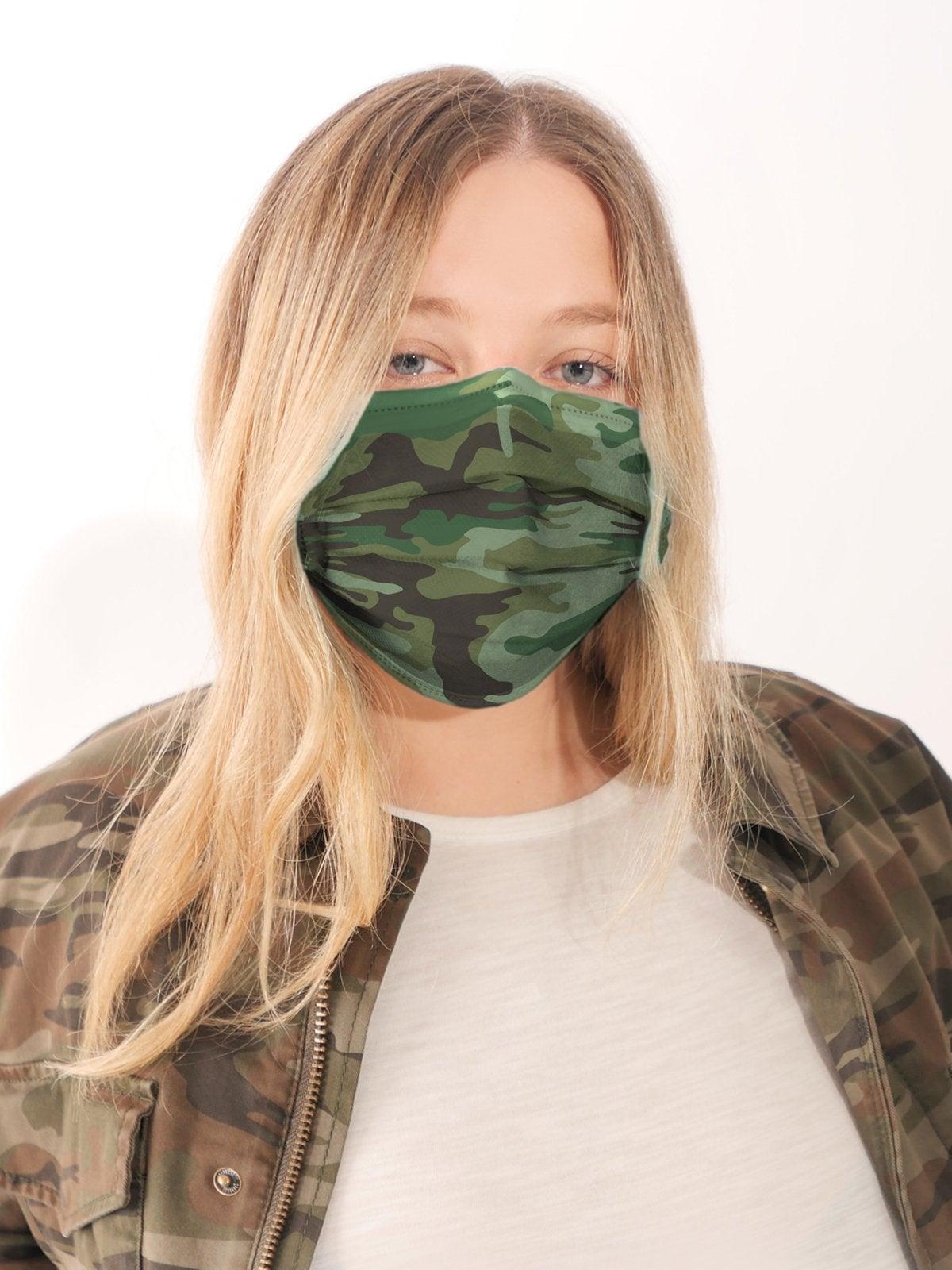 Paquete de 5 máscaras de EPP de moda