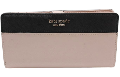 Kate Spade Cartera Stacy estampada Wellesley de Nueva York