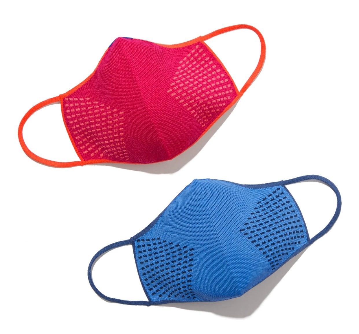 La máscara 1.0 (paquete de dos)