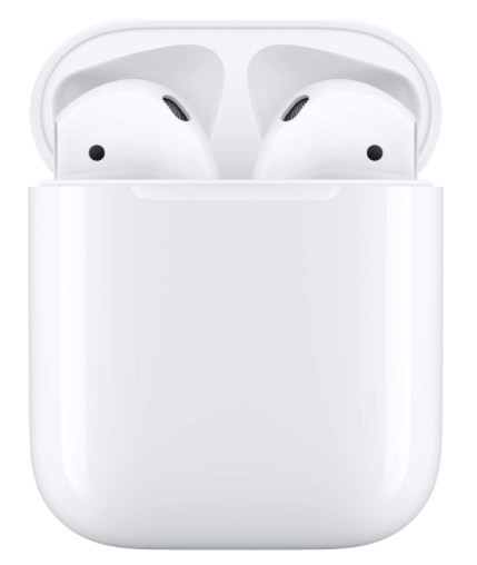 Apple AirPods con estuche de carga (con cable)